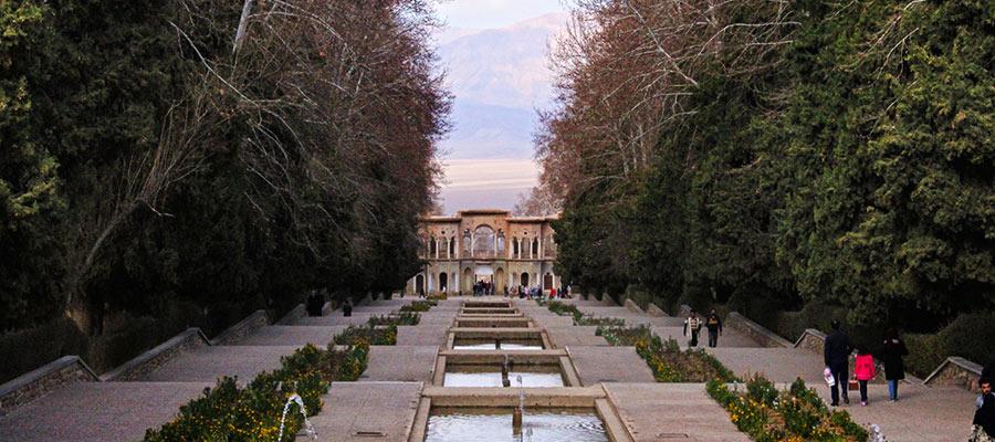 MP. Shazde Garden Mahan Kerman