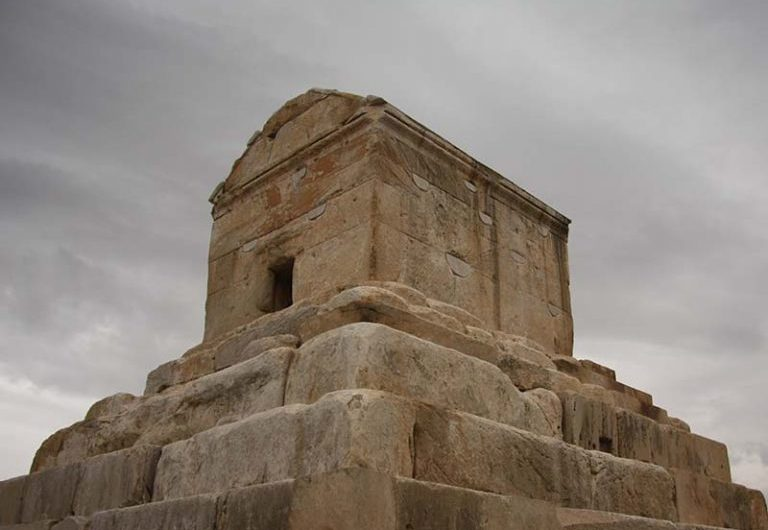 Cyrus the Great Tomb Pasargadae Fars 768x768