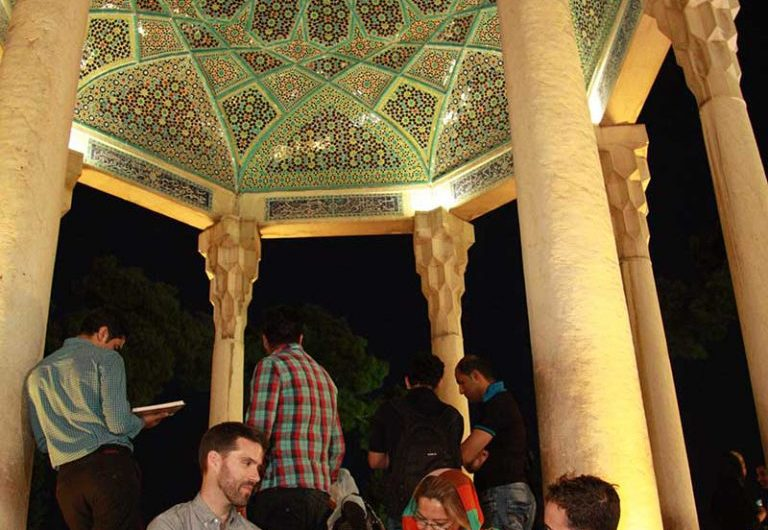 Hafez Tomb Shiraz 768x768