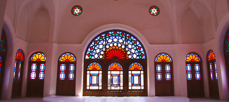 MP. Tabatabaei House Kashan