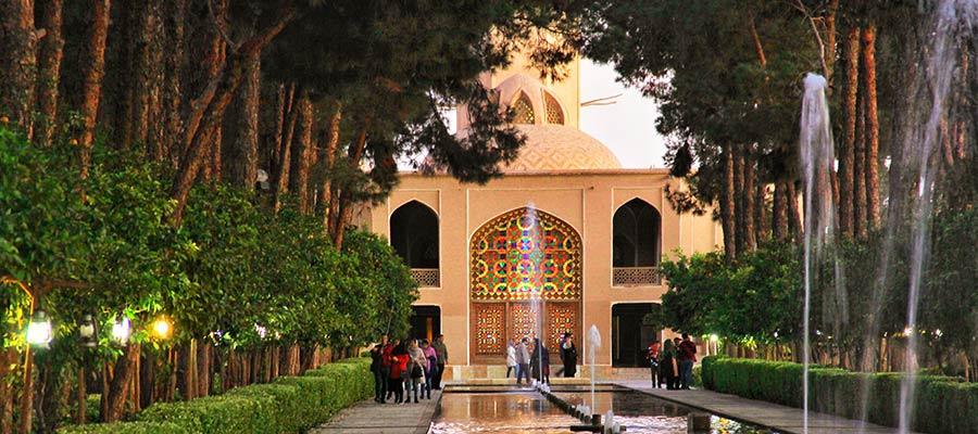 MP.Dowlat Abad Garden Yazd