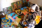 Hormuz Women Painting Iran