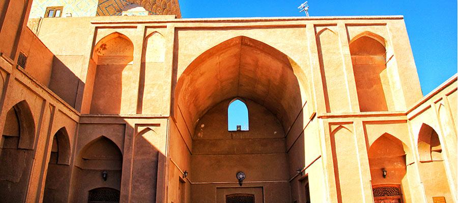 M.PAlexander Prison yazd Iran