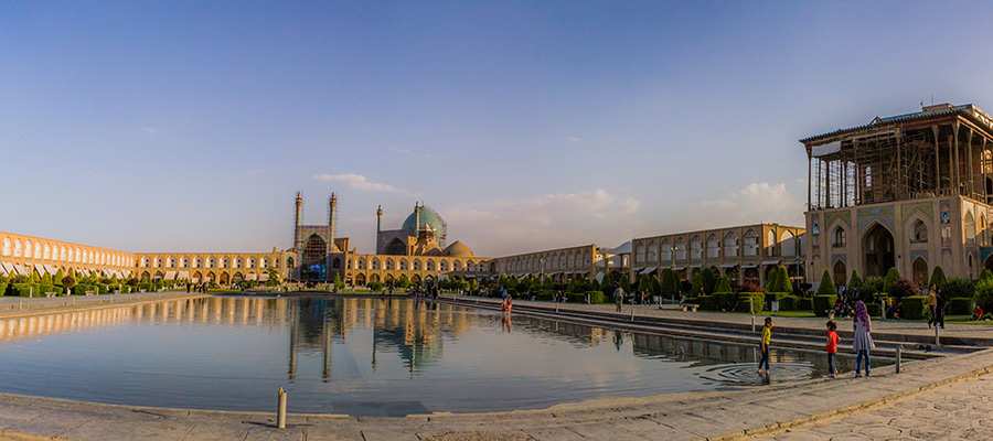 MP. Naghsh e Jahan Square