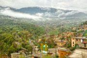 Village de Masouleh, Iran du Nord