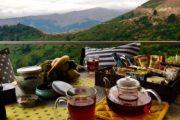 Iran du Nord Petit déjeuner en montagne