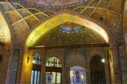 Qazvin Bazaar Iran 1