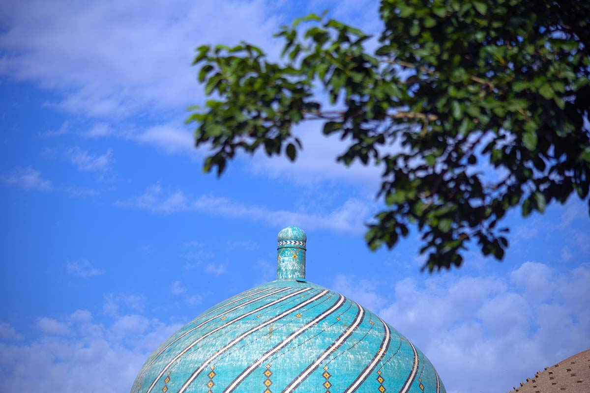Daily Tours Qazvin Mosque