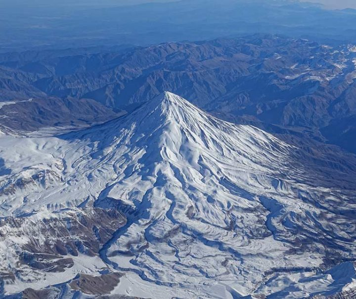 Mount Damavand Iran Daily Tours
