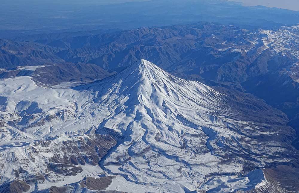 Mount Damavand Iran Daily Tours
