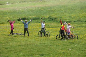 Biking in Iran Gate of Nations Active Tours 2