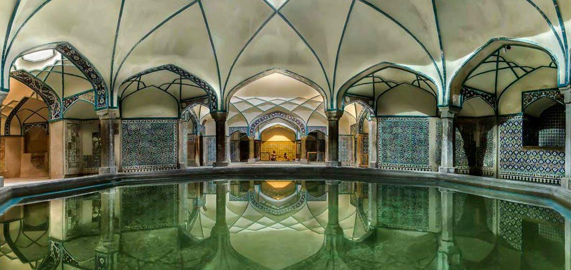 Ganjalikhan Bath Kerman Iran