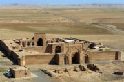 Robat Sharaf Khorasan iran silk road tour Gate of Nations
