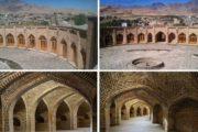 Taj Abad Caravensary Hamedan